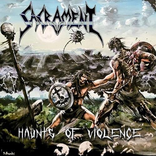 Haunts Of Violence